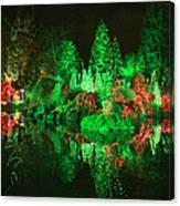 Christmas Fantasyland Canvas Print