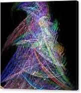 Christmas Tree 49b 29e Canvas Print