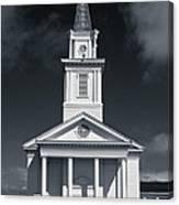 Church In Eureka Canvas Print