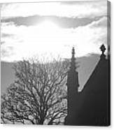 Church Light Canvas Print