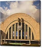 Cincinnati Museum Union Terminal Canvas Print