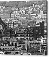 Cincinnati Music Hall Cincinnati Museum Canvas Print