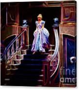 Cinderella Enters The Ball Canvas Print