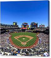 Citifield Canvas Print