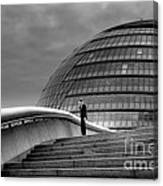City Hall - London Canvas Print