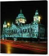 City Hall, Belfast, Ireland Canvas Print