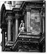 City Hall Edifice - Philadelphia Canvas Print