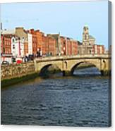 City Of Dublin Canvas Print