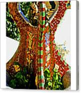 Citymarks Barcelona Canvas Print
