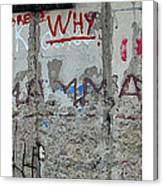 Citymarks Berlin Canvas Print