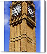 Citymarks London Canvas Print