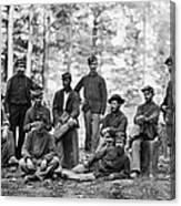 Civil War: Engineers Canvas Print