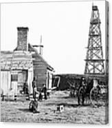 Civil War: Signal Tower Canvas Print