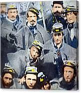 Civil War: Volunteers, 1861 Canvas Print