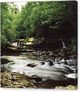 Clare River, Clare Glens, Co Tipperary Canvas Print