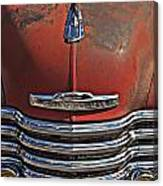 Classic 50s Chevy Canvas Print