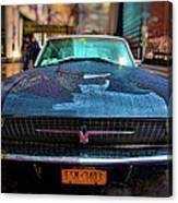 Classic 66 Tbird Canvas Print