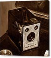 Classic Camera Canvas Print