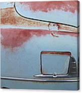 Classic Car Rust 6 Canvas Print