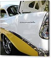 Classic Chevrolet Hotrod . 5d16469 Canvas Print