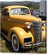 Classic Chevrolet Master Deluxe . 7d15316 Canvas Print