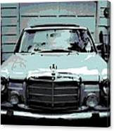 Classic Coupe Canvas Print