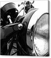 Classic Douglas Headlight Canvas Print