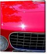 Classic Ferrari Canvas Print