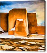 Classic In Abstract Canvas Print