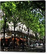 Classic Paris 3 Canvas Print