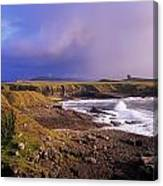Classiebawn Castle, Mullaghmore, Co Canvas Print
