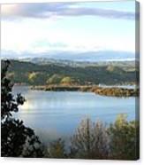 Clear Lake California 2 Canvas Print