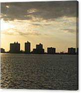 Clearwater Sky Canvas Print