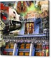 Cleburne  Texas Canvas Print