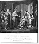 Cleombrotus II Canvas Print