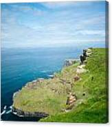 Cliff Of Moher 26 Canvas Print