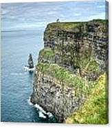 Cliff Of Moher 35 Canvas Print