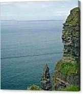 cliffs of Moher 36 Canvas Print