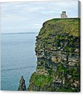 cliffs of Moher 37 Canvas Print