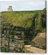 cliffs of Moher 38 Canvas Print