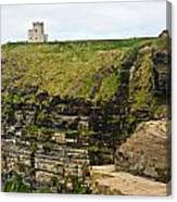 cliffs of Moher 39 Canvas Print