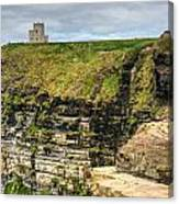 cliffs of Moher 40 Canvas Print