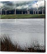 Climate Changed Storm Canvas Print