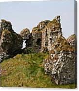 Clonmacnoise Castle Ruin - Ireland Canvas Print