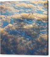 Cloud Imagery Canvas Print