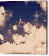 Clouds-2 Canvas Print