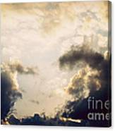 Clouds-9 Canvas Print