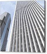 Cloudscraper Canvas Print