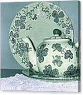 Clover Tea  Canvas Print
