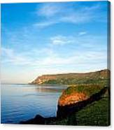 Co Antrim, Glenariff Or Waterfoot Canvas Print